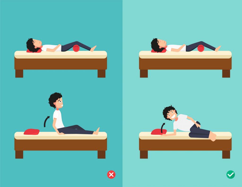 sommeil chiropracteur